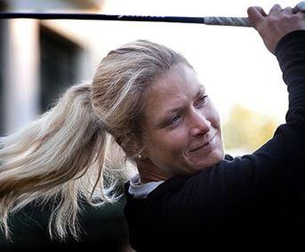Picture of Suzann Pettersen, 5 iron *