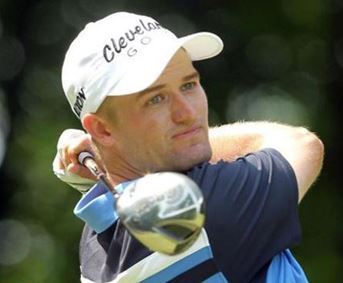 Picture of Russell Knox, 8 iron *
