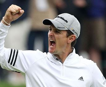 Picture of Justin Rose, Driver *